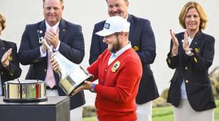 Monday Finish: Hatton notches first PGA TOUR win