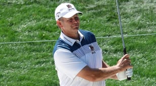 Goosen steadies on back nine for an opening 70 at THE PLAYERS Championship