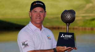 Defending Mitsubishi Electric Classic winner McCarron awaits return to competition