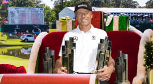 Langer reflects on win No. 1 at 2007 Insperity Invitational and the ride since
