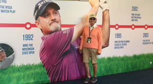 Jerry Kelly's mom on her son's life in golf