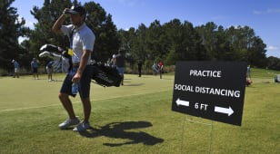 Korn Ferry Tour's new normal embraced by players
