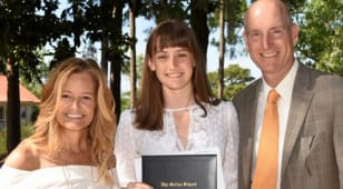 Class of 2020 a special one for Furyk and family