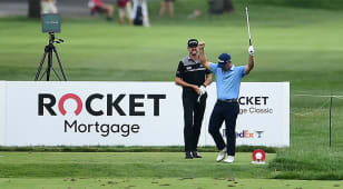 Armour makes quiet ace at Rocket Mortgage Classic