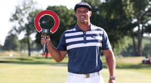 DeChambeau surges for sixth win at Rocket Mortgage Classic