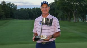 Furyk wins The Ally Challenge in PGA TOUR Champions debut