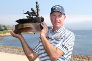 Furyk wins second straight PGA TOUR Champions event at PURE Insurance Championship