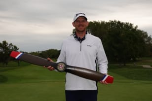 Wolfe earns second win of the season at Wichita Open Supporting Wichita's Youth