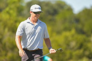 Dorn sets course record, takes first-round lead at Savannah Golf Championship
