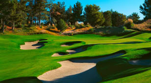 Shadow Creek: A secret golfing wonderland