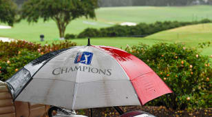 First round of Dominion Energy Charity Classic postponed due to weather