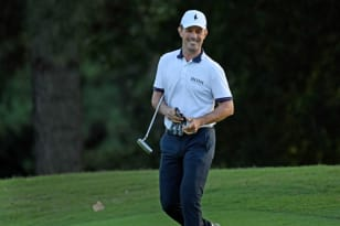 Weir leads Mickelson by three at Dominion Energy Charity Classic