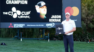 Monday Finish: Five things from THE CJ CUP @ SHADOW CREEK