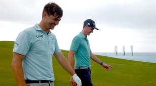 Schniederjans brothers play first pro event together