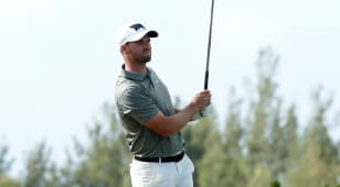 Two tied for 36-hole lead at Bermuda Championship