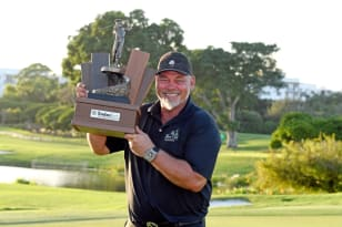 Clarke wins first PGA TOUR Champions title at TimberTech Championship
