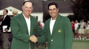 Masters memories from those who won Green Jackets