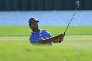 Streb shoots 63, leads by two at The RSM Classic