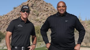 Mickelson, Barkley win Capital One's The Match: Champions for Change