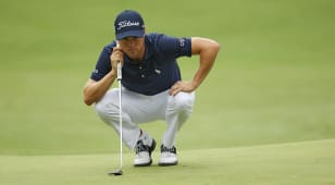 Thomas focuses on improving putting with new coach
