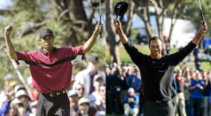 Tales from Tiger's wins at Torrey Pines