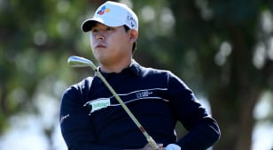 Si Woo Kim wins The American Express for third TOUR title