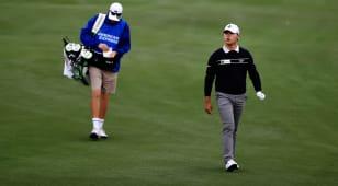 Winner's Bag: Si Woo Kim, The American Express