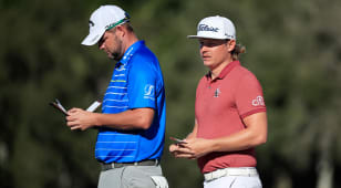 Cameron Smith and Marc Leishman have point to prove at Zurich