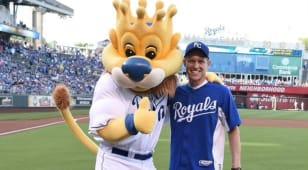Peter Malnati's love of Kansas City Royals runs deep