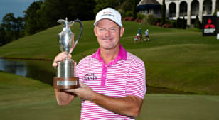 Alex Cejka wins Regions Tradition in playoff for first PGA TOUR Champions victory