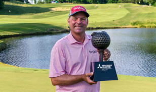 Dicky Pride wins Mitsubishi Electric Classic for first PGA TOUR Champions title