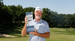 Jerry Kelly successfully defends American Family Insurance Championship title