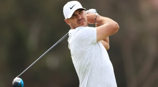 Brooks Koepka lurks after another special U.S. Open round