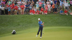 Monday Finish: Five things from TPC River Highlands