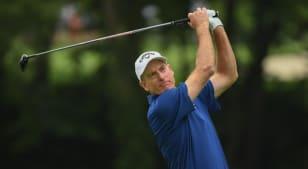 Jim Furyk takes 4-shot lead into U.S. Senior Open final round