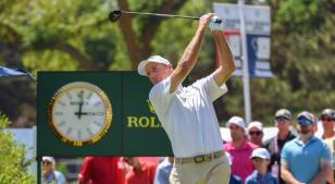 Jim Furyk wins U.S. Senior Open Championship by three shots