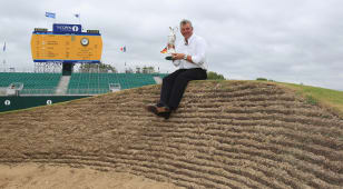 Darren Clarke reflects on 2011 win at The Open at Royal St. George's