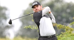 Louis Oosthuizen leads way at The Open Championship