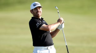 Louis Oosthuizen goes low to lead The Open Championship