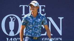 Collin Morikawa wins The 149th Open Championship