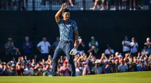 Monday Finish: Collin Morikawa's historic Open Championship triumph