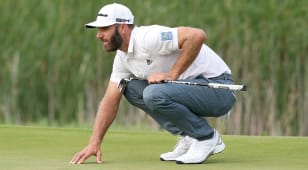 Dustin Johnson looks to find form at 3M Open