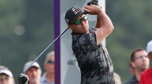 Rickie Fowler, Jhonattan Vegas, Troy Merritt tied for 3M Open lead