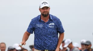 A virus threat took Marc Leishman's Olympic dream once, but not this time