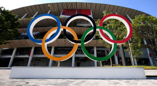 The First Look: Olympic Games