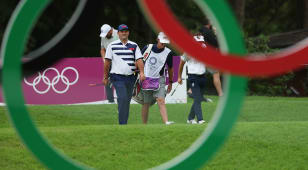 Patrick Reed shoots 68 after last-minute trip to Tokyo
