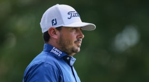 Joshua Creel, Mark Blakefield share 18-hole lead at Utah Championship presented by Zions Bank