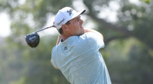 Andrew Novak, Davis Riley, Kevin Lucas share lead at Pinnacle Bank Championship presented by Aetna