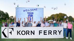Meet the 25 players who earned PGA TOUR cards through the Korn Ferry Tour regular season