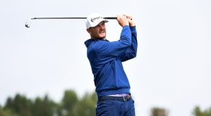 Wes Roach cards 63 to lead Albertsons Boise Open presented by Chevron